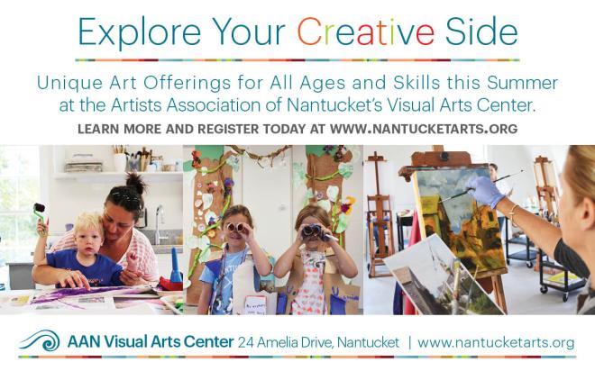 2016 Summer Arts Program MAT Ad